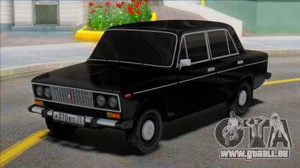 Vaz 2106 Schwarze Ausgabe für GTA San Andreas