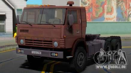 KAMAZ 5410 camion tracteur pour GTA San Andreas