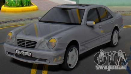 Mercedes-Benz E 55 AMG 4Matic W210 pour GTA San Andreas