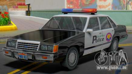 Ford LTD LX 1985 (VCPD) pour GTA San Andreas