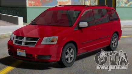 Dodge Grand Caravan 2009 MY pour GTA San Andreas