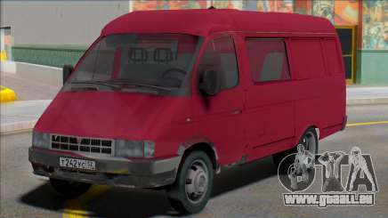 Gazelle 2705 Van 6 Sitze für GTA San Andreas