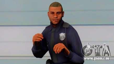 Nuevos Policias from GTA 5 (sfpd1) pour GTA San Andreas
