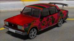 Vaz 2105 Tuning Spoiler pour GTA San Andreas