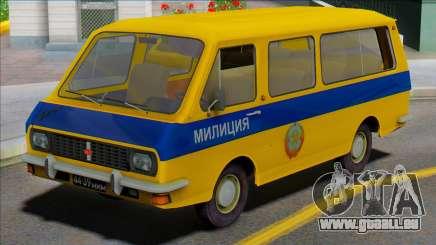 RAF 2203 Sowjetische Polizei für GTA San Andreas