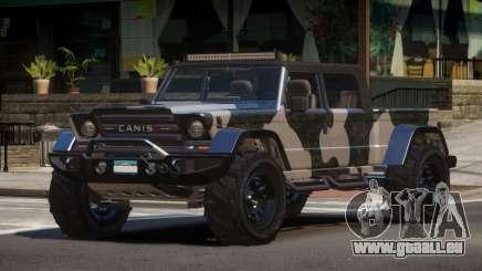 Canis Kamacho L7 pour GTA 4