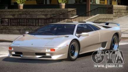 Lamborghini Diablo Super Veloce für GTA 4