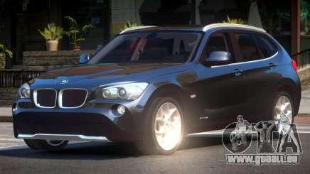2011 BMW X1 für GTA 4