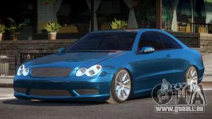 Mercedes Benz CLK63 SP pour GTA 4