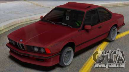 BMW E24 für GTA San Andreas