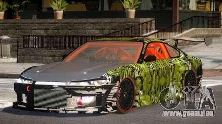 Nissan Silvia S15 RTS PJ7 für GTA 4