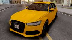 Audi RS6 C7 Taxi