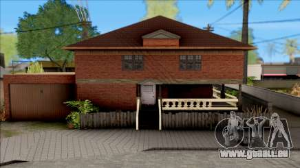 New Groove Street SafeHouse für GTA San Andreas