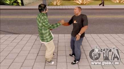 Handshake Mod pour GTA San Andreas