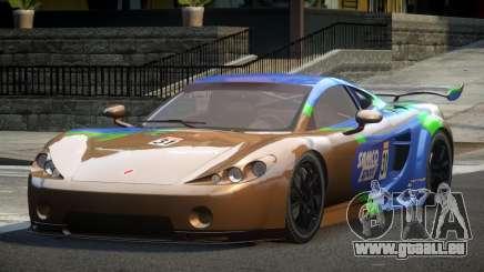 Ascari A10 GT Sport L4 für GTA 4