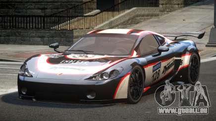 Ascari A10 GT Sport L7 für GTA 4