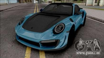 Porsche 911 Stinger TopCar pour GTA San Andreas