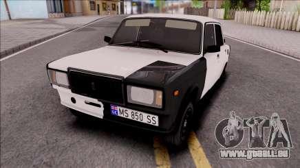 Vaz 2107 Georgi Style pour GTA San Andreas