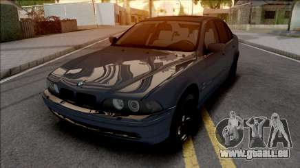BMW 5-er E39 pour GTA San Andreas