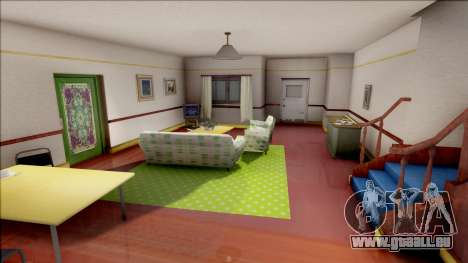 Girl House pour GTA San Andreas