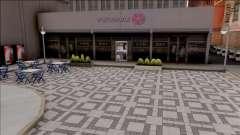 Sazanka Retail Store pour GTA San Andreas