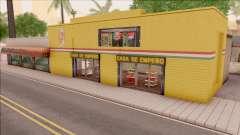 Interior View-able Pawn Shop in LA pour GTA San Andreas