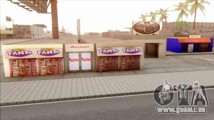 Auchan Romania pour GTA San Andreas