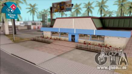 Dominos Pizza v2 pour GTA San Andreas