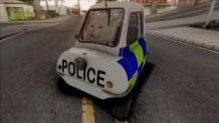 Peel P50 1962 Meme Police