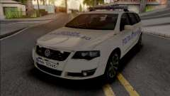 Volkswagen Passat Politia De Frontiera v2 pour GTA San Andreas