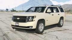 Chevrolet Tahoe 2015 add-on pour GTA 5