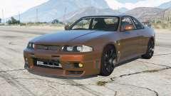 Nissan Skyline GT-R V-spec (BCNR33) 1995 pour GTA 5