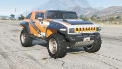 Hummer HX concept 2008 pour GTA 5