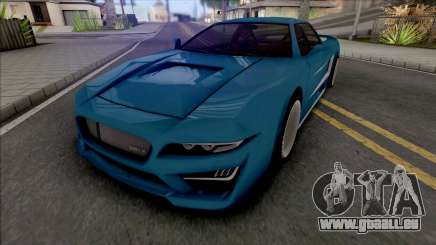BlueRay WRX Infernus pour GTA San Andreas