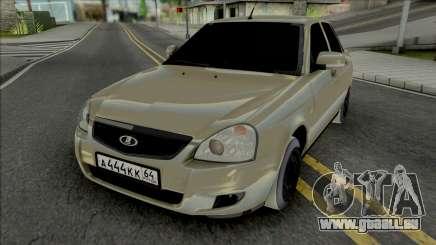 Lada Priora Real pour GTA San Andreas