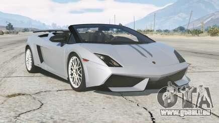 Lamborghini Gallardo LP 570-4 Spyder Performante pour GTA 5