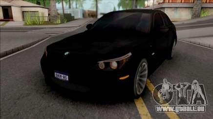BMW M5 Türkiye pour GTA San Andreas