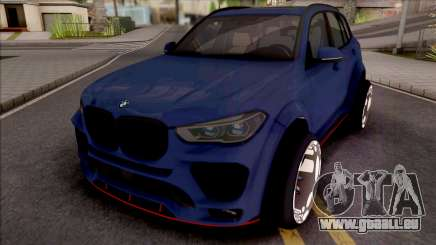 BMW X5 Tuning pour GTA San Andreas