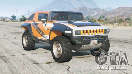 Hummer HX concept 2008 für GTA 5