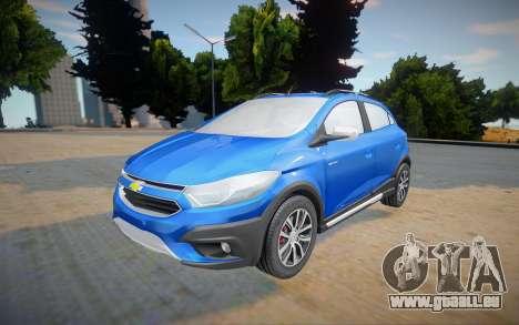 Chevrolet Onix Activ 2019 pour GTA San Andreas