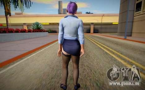 DOAXVV Ayane Secret Class pour GTA San Andreas