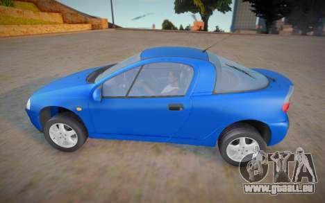 Chevrolet Tigra 1998 pour GTA San Andreas