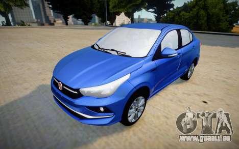 Fiat Cronos V1 pour GTA San Andreas