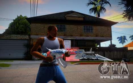 AK Hero Alpha pour GTA San Andreas