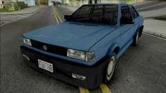 Volkswagen Voyage CL 1994 pour GTA San Andreas