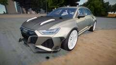 Audi RS6 Wild Tuning