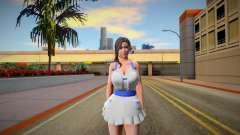 DOAXVV Sayuri Sweety Valentines Day pour GTA San Andreas