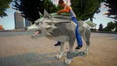 Wolf Link Bike pour GTA San Andreas