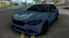 BMW M2 2018 pour GTA San Andreas