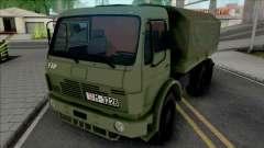 FAP 2026 [Serbian Military Truck]